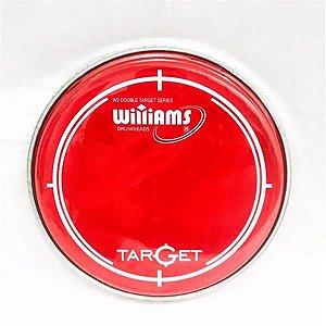"Pele Williams 16"" Duplo Filme Red WR2-188-16"