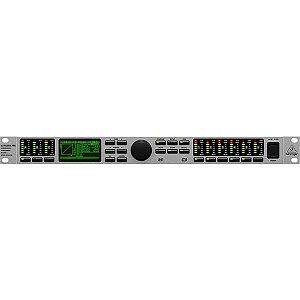 Processador Ultra Drive Pro Behringer DCX2496