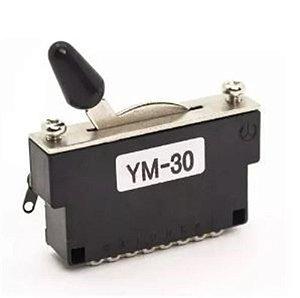 Chave 3 Posições Gotoh Stratocaster YM-30