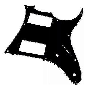 Escudo para Guitarra Eletrica Ibanez Preto EPG-02