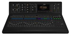 Mesa Digital Midas 32 canais M32 LIVE