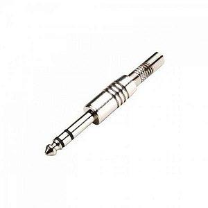 Plug P10 Stereo Santo Angelo Ninja 5515064013