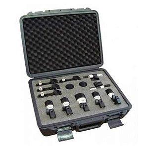 Kit Microfone de Bateria CSR MXDS-7