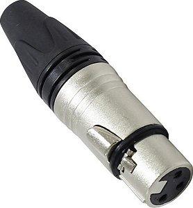 Plug Canon Femea Cabo Datalink DLKF
