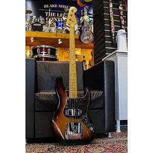 Contrabaixo Fender 4c. USA American Standard SB C/Capa (Consig.)