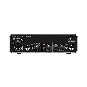 Interface Audio Behringer UMC22