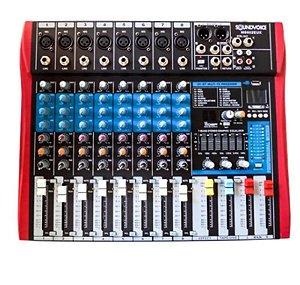Mesa De Som Soundvoice 8 Canais MS802 EUX