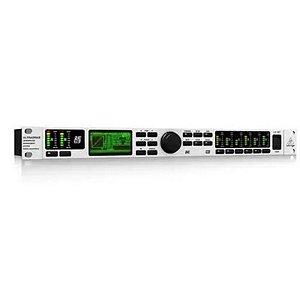 Processador Ultra Drive Pro Behringer DCX2496 110V
