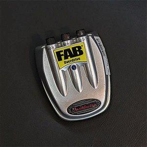 Pedal Danelectro FAB Overdrive (Usado)