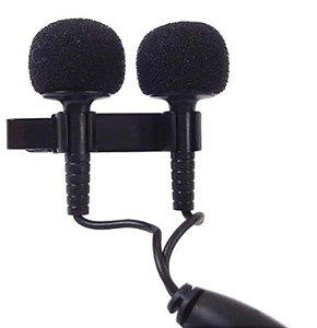 Microfone De Lapela Yoga EM-6 Avulso 10245