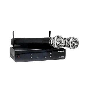 Microfone Lexsen Sem Fio XSL-502