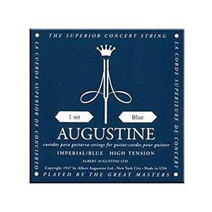 Encordoamento Augustine para Violão Nylon Imperial/Blu H.Tension