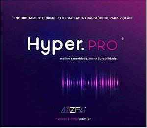 Encordoamento Hyper Pro Violão Nylon TenSão Hard