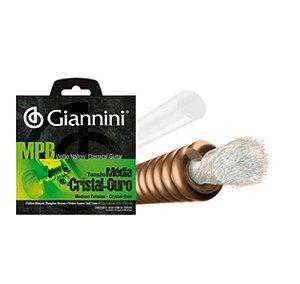 Encordoamento Giannini para Violão Nylon MPB (Cristal) GENWG5932