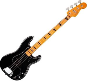Contrabaixo Fender Squier 4c. P.Bass 70' Classic Vibe Preto