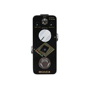 "Pedal Mooer ""Modverb"" Digital Reverb MRV4"