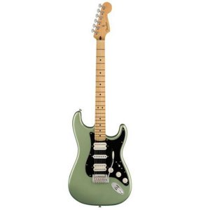 Guitarra Fender Stratocaster HSH S.Green M.519-Mexico
