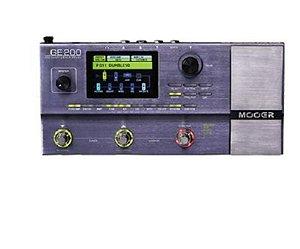Pedaleira Mooer GE-200