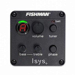 Equalizador + Captador Violão Fishman OEM-ISY-301