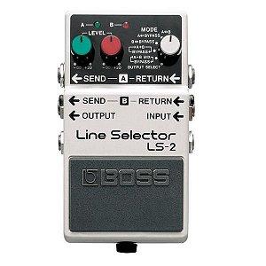 Pedal Boss Line Selector LS-2