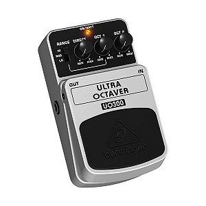 Pedal Behringer Ultra Octaver UO-300