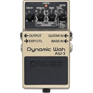Pedal Boss Dynamic Wah AW-3