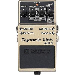 Pedal Boss Dynamic Wah AW-3