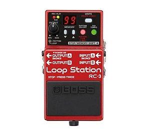 Pedal Boss Loop-Station RC-3