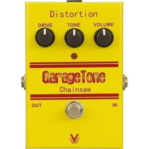 Pedal Distortion GarageTone Chainshaw