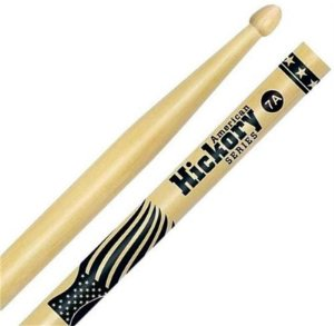 Baqueta Liverpool American Hickory 7A Series HY7AM
