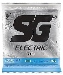Encordoamento SG para Guitarra 0.10 5198
