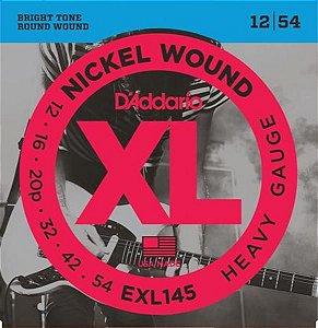 Encordoamento D'addario Para Guitarra 0.12 EXL145
