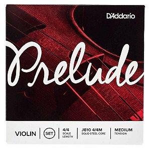 Encordoamento D'addario para Violino 3/4 J-810 Prelude