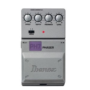 Pedal Ibanez Phaser PH7
