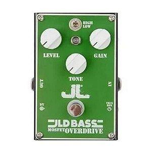 Pedal JL Mosfet Bass Overdrive
