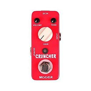 """Pedal Mooer """"Cruncher"""" Distortion MCD"""