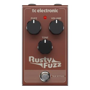 Pedal TC Electronic Rusty Fuzz
