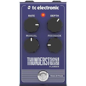 Pedal TC Electronic Thunderstrom Flanger