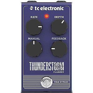 Pedal TC Electronic Thunderstrom Flanger