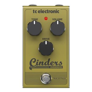 Pedal TC Electronic Cinders Overdrive