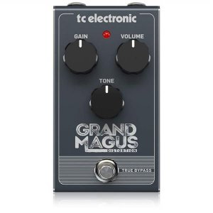 Pedal TC Electronic Grand Magus Distortion