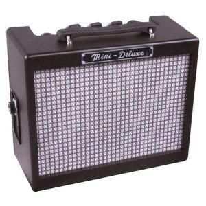 Mini Cubo de Guitarra Fender Deluxe Amp 0234810000