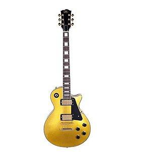 Guitarra SX Les Paul Serie EH-3 Gold
