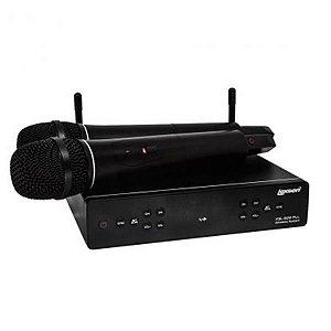 Microfone Lexsen Sem Fio XSL-502-PLL
