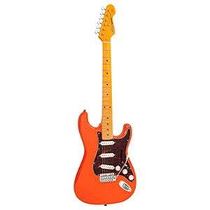 Guitarra Vintage Stratocaster V6MFR Laranja
