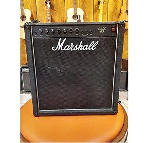 Amplificador de Contrabaixo Marshall Bass 60 (Usado)