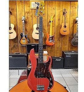Contrabaixo Fender Squier 4c.Classic Vibe 60 (Usado)