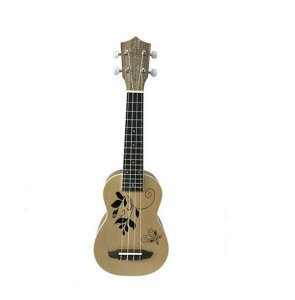 Ukulele Andaluz Soprano Fosco Natural UK-S02 SS D