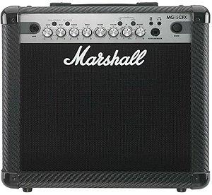 Amplificador De Guitarra Marshall MG-15 CFX-B