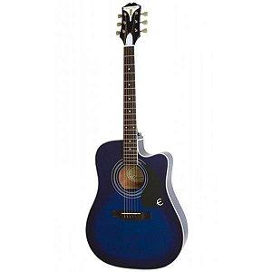 Violão Epiphone Pro-1 Ultra BlueBurst 10030579
